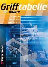 Grifftabelle für Gitarre von Opgenoorth, Norbert, Bessle... | Buch | Zustand gut