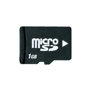 Genuine 1GB Micro SD Memory Card For Nokia Samsung Sony LG HTC BlackBerry