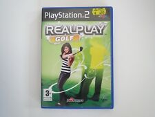Realplay GOLF ps2 PLAYSTATION 2