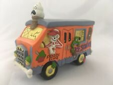 Creepy Hollow Ice Cream Truck Decoration
