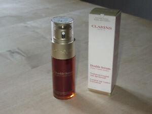 Clarins Double Serum Age Control Konzentrat - 50 ml
