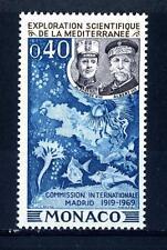 MONACO - 1969 - Esplorazione scientifica nel Mediterraneo