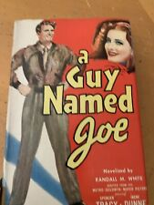 A Guy Named Joe Vintage 1940 Hardcover Book Rare and Hard to Find