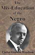 The Mis-Education of the Negro Audio DVD Carter G. Woodson Black History Culture