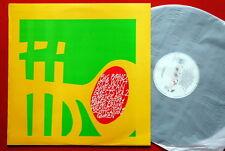 BIG BAND RTB W/AMERICAN GUESTS:TONY SCOTT ALVIN QUEEN..1985 YUG PROMO LP N/MINT