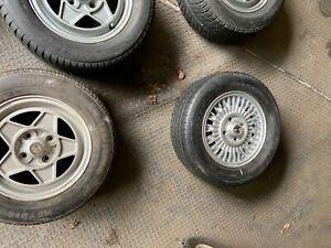 alfa Romeo spider rims tires (Ferrari style)
