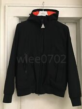 NEW MONCLER Men's DERVAL Quilted Down Jacket in BLACK, Size 3/ LARGE AUTHENTIC