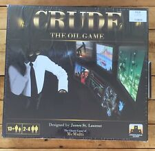 Crude The Oil Game Stronghold Games Classic Game Of McMulti