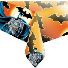 Batman with bat images Plastic tablecover, 180 x 120cm
