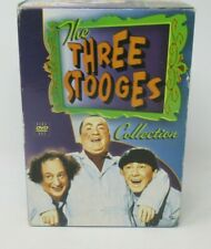 THE THREE STOOGES: COLLECTION 5-DISC DVD SET, THE VERY BEST, SHORTS, ANIMATED +