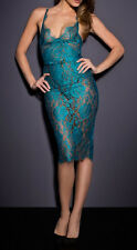 AGENT PROVOCATEUR Rosette French Leavers Lace Dress BNWT