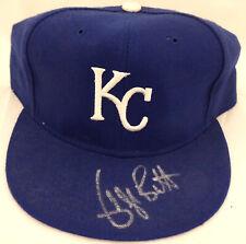 George Brett Authentic Autographed Signed Kansas City Royals Hat Beckett S99732