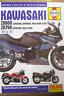 Haynes Kawasaki ZX600 ZX750 Ninja  service repair workshop owner manual 85-1997
