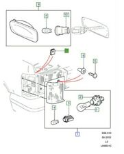 LAND ROVER GENUINE PART- CLIP- Discovery 2 (L318)- XYC100100