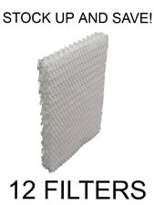 Humidifier Filter for Bionaire BCM 7932P-CN BCM7204 BCM7207 BCM7305RC (12 Pack)