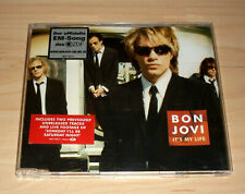 CD Maxi-Single - Bon Jovi - It's my Life / Someday I'll be Saturday Night