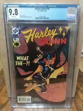 "Harley Quinn #10 (CGC 9.8) Quintessence, pt. 2 ""Brilliant Mistake"""