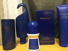 AVON MESMERIZE FOR HIM 5 PIECES SET