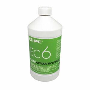 XSPC EC6 Premixed Low Conductivity Coolant Opaque UV Green 1l