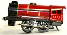 1940's Tin Litho Chad Valley Train Engine No. 3402 [PL5031]