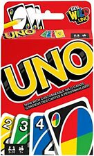 Carte uno Mattel Made in China - HS Code 95044000