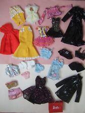 HTF original Barbie lot clothes nice lot