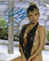 Samantha Fox Autographed Signed 8x10 Photo REPRINT