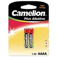 2x Piccolo AAAA LR61 E96 L8 1,5V Alkaline-Plus-Batterie 2er-Blister von Camelion