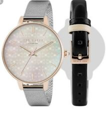 Ted baker Ladies Interchargeable Strap Watch