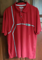 IZOD Indy Car Series Performance Collection Polo Shirt ~ Size Large