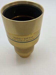 Vintage ISCO - Optic Ultra Star MC f=50mm 1.9
