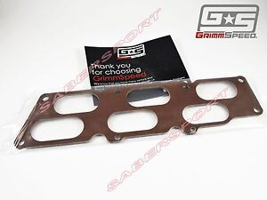 GRIMMSPEED PHENOLIC THERMAL INTAKE MANIFOLD SPACER FOR 10-12 GENESIS COUPE V6