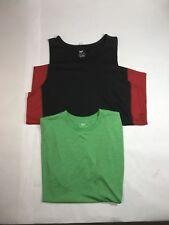 Everlast Boxing mens Short Sleeve Sleeveles Everdri Athletic T-Shirt Training L