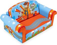 Children's Sofa Marshmallow Furniture 2 In 1 Flip Up Sofa Bed for Ages 2