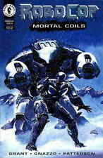 Robocop: Mortal Coils #4 VF/NM; Dark Horse   save on shipping - details inside