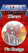 Montaña Serpiente Comic Art 25mm Insignia He-man Amos Del Universo Amos del universo imagen