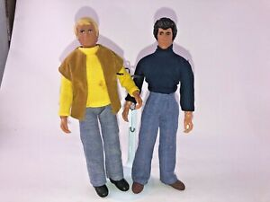 """Vintage Mego Starsky and Hutch 9"""" Hutch Action Figures See Pics Nice Condition!"""