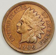 1906 Indian Head Cent.  High Grade.  101988
