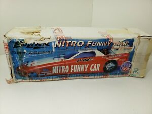 """BOLINK FUNNY CAR 1/10 SCALE 13"""" WB  GREAT COLLECTOR PIECE - SEE DESCRIPTION"""