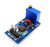 10PCS NE555 adjustable frequency pulse generator module For Arduino Smart Car