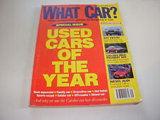 WHAT CAR ?   MAGAZINE  SEPTEMBER   1992    ENGLISH MONTHLY