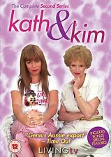 Kath and Kim Complete Series 2 DVD All Episodes Second Season UK Release NEW