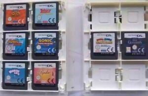 8 Nintendo DS Spiele  Spielesammlung mit Box