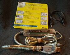 Texas Instruments Graph Link USB Cable + IO to IO Cable + Software CD