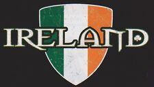 TEE SHIRT MANCHES LONGUES  IRLANDE  IRELAND  .  S  M  L  XL XXL XXXL + ENFANT