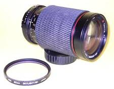 Tokina SD 35-200mm (!) zoom for Pentax K very good cond