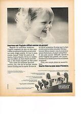 PUBLICITE  1977   EUMIG    projecteur SONOMATIC