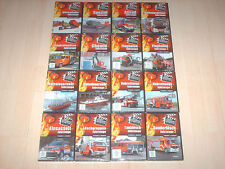 Weltbild - Feuerwehr Sammleredition 32 DVDs noch OVP Gesamtlaufzeit 1055 Min.!!!