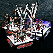 WWE Wrestling Light Switch Vinyl Sticker Cover Skin