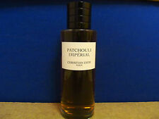 Christian Dior La Collection Privee PATCHOULI IMPERIAL 30ML WORLWIDE shipping!